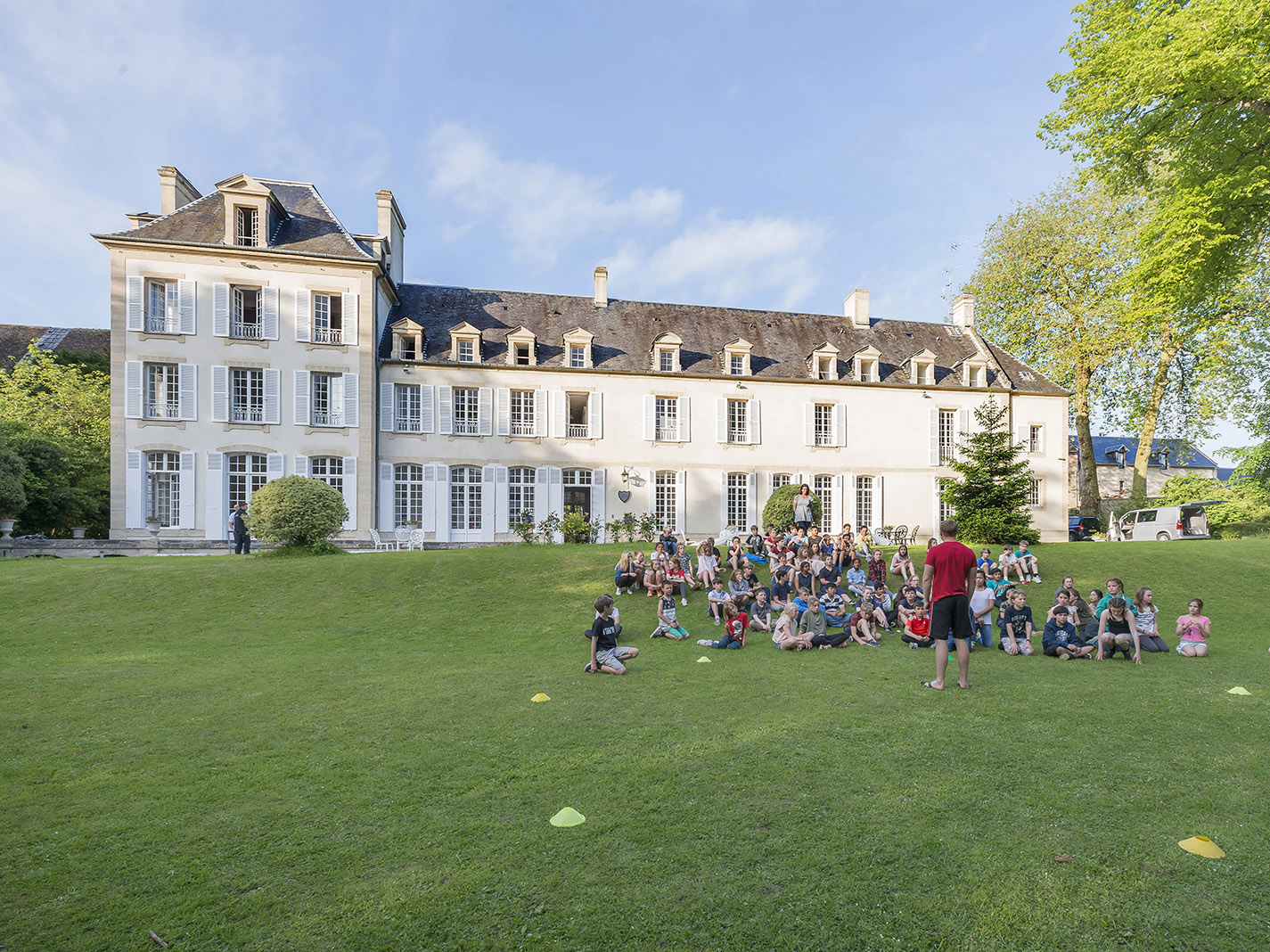 Perfect for your next school residential trip to France