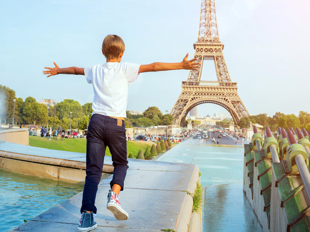 School Trips to Paris